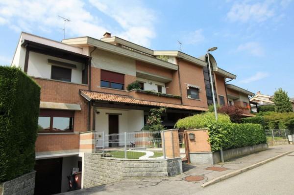 Appartamento in vendita a Alpignano, Colgiansesco, Con giardino, 160 mq - Foto 20