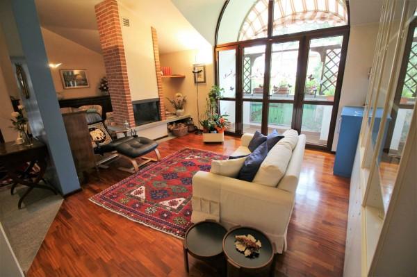 Appartamento in vendita a Alpignano, Colgiansesco, Con giardino, 160 mq - Foto 36