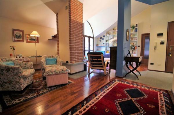 Appartamento in vendita a Alpignano, Colgiansesco, Con giardino, 160 mq - Foto 34