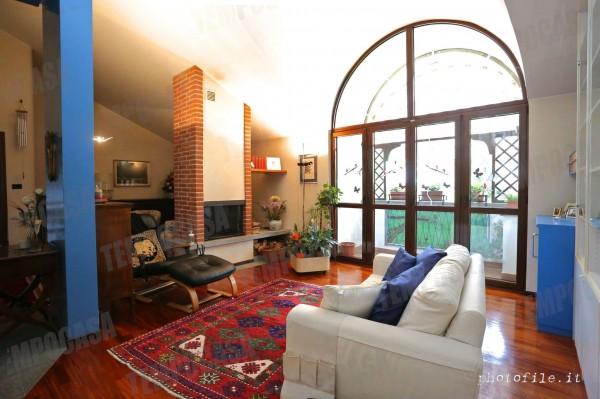 Appartamento in vendita a Alpignano, Colgiansesco, Con giardino, 160 mq