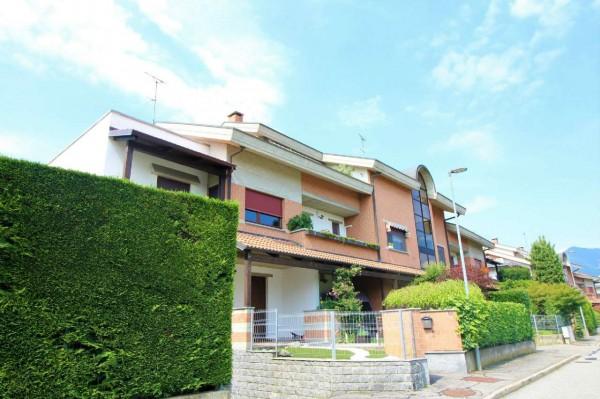 Appartamento in vendita a Alpignano, Colgiansesco, Con giardino, 160 mq - Foto 19