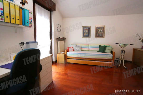 Appartamento in vendita a Alpignano, Colgiansesco, Con giardino, 160 mq - Foto 10