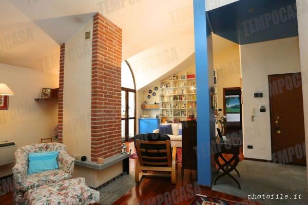 Appartamento in vendita a Alpignano, Colgiansesco, Con giardino, 160 mq - Foto 5
