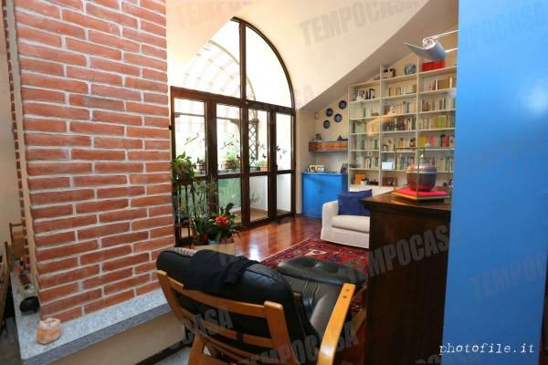 Appartamento in vendita a Alpignano, Colgiansesco, Con giardino, 160 mq - Foto 4