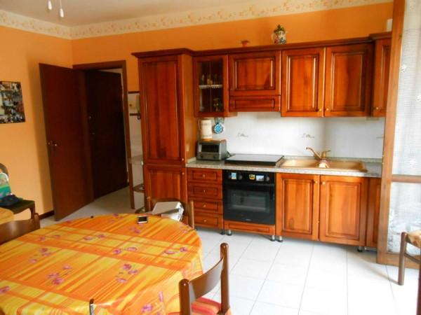 Appartamento in vendita a Palazzo Pignano, Scannabue, Arredato, con giardino, 98 mq