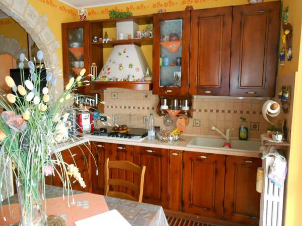 Appartamento in vendita a Trescore Cremasco, Centrale, 101 mq