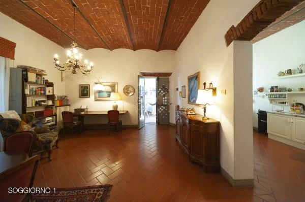 Appartamento in vendita a Firenze, Con giardino, 155 mq - Foto 20