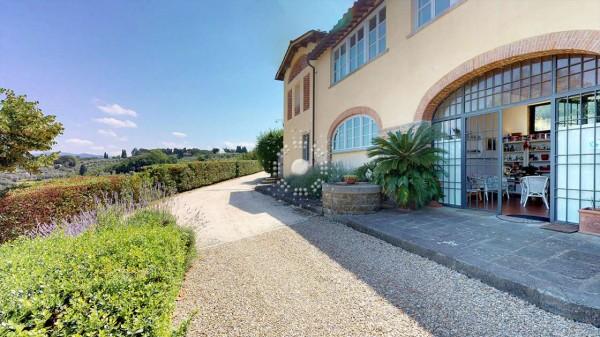 Appartamento in vendita a Firenze, Con giardino, 155 mq