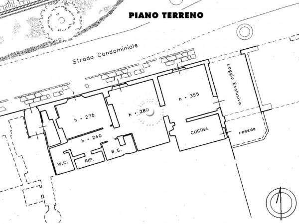 Appartamento in vendita a Firenze, Con giardino, 155 mq - Foto 2