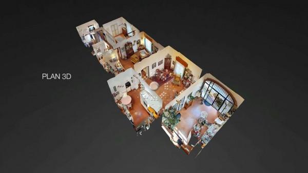 Appartamento in vendita a Firenze, Con giardino, 155 mq - Foto 44