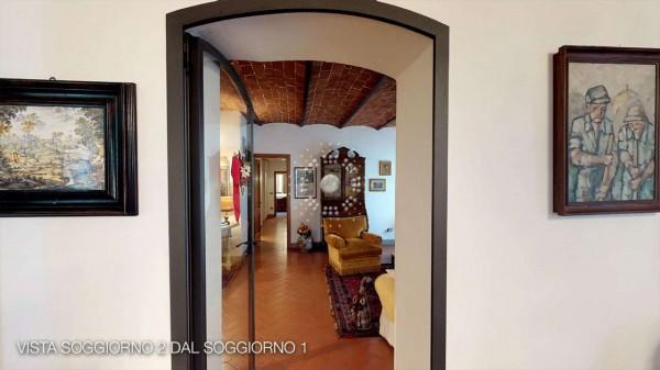 Appartamento in vendita a Firenze, Con giardino, 155 mq - Foto 38
