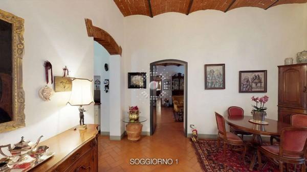 Appartamento in vendita a Firenze, Con giardino, 155 mq - Foto 24