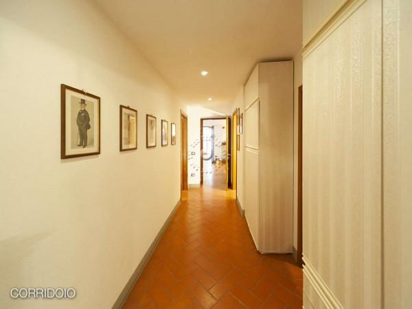 Appartamento in vendita a Firenze, Con giardino, 155 mq - Foto 31