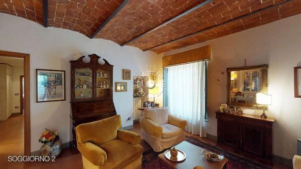 Appartamento in vendita a Firenze, Con giardino, 155 mq - Foto 25