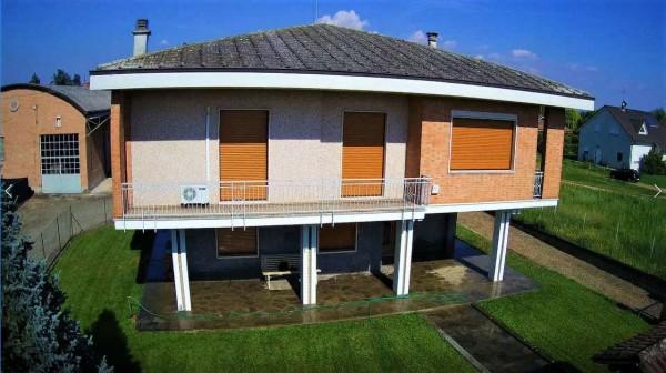 Casa indipendente in vendita a Castellazzo Bormida, Con giardino, 180 mq