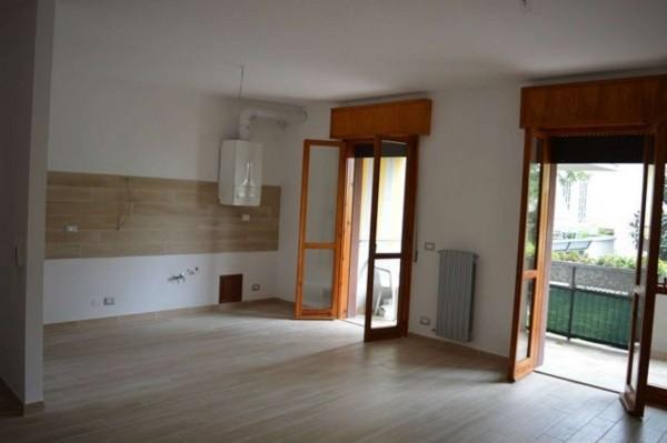 Appartamento in vendita a Forlì, Coriano, Con giardino, 110 mq