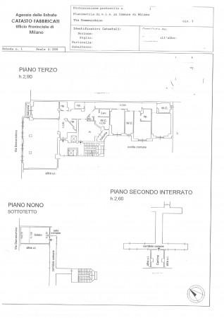 Appartamento in vendita a Milano, Amendola, 230 mq - Foto 3