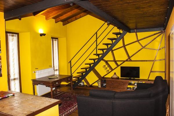 Bilocale in affitto a Gemonio, 55 mq