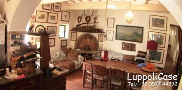 Villa in vendita a Monteriggioni, Con giardino, 320 mq