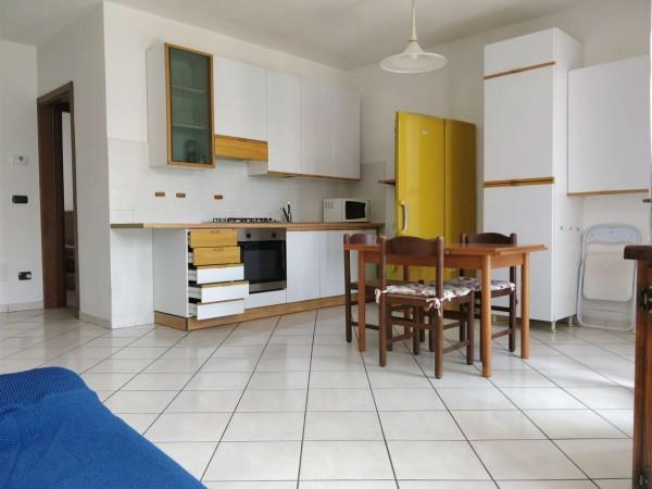 Appartamento in affitto a Alessandria, Orti, 50 mq