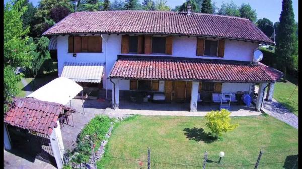 Villa in vendita a Castelletto Monferrato, Con giardino, 200 mq