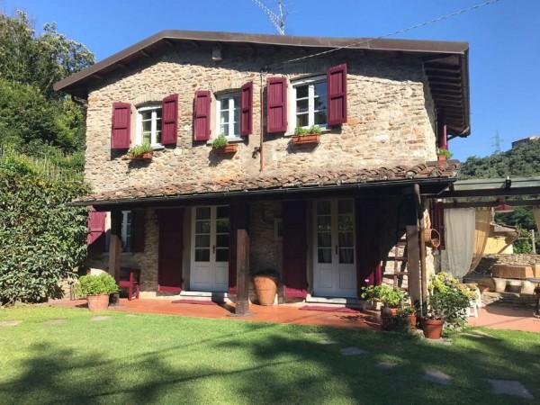 Villa in vendita a Pietrasanta, Pietrasanta, Arredato, 75 mq