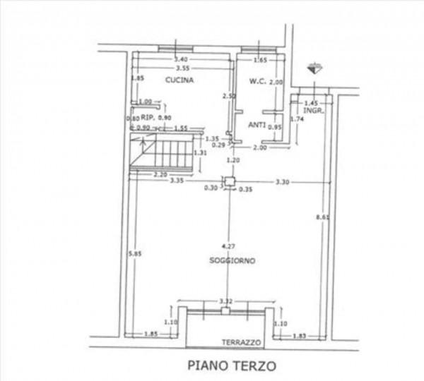 Appartamento in vendita a Siena, 155 mq