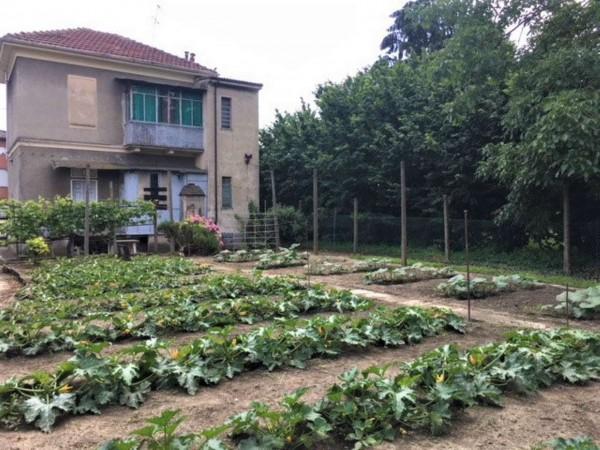 Casa indipendente in vendita a Alessandria, Cristo, Con giardino, 130 mq