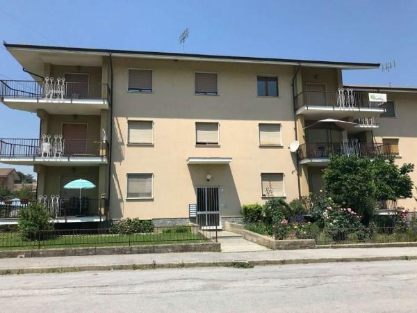 Appartamento in vendita a Mondovì, Ferrone, Con giardino, 110 mq