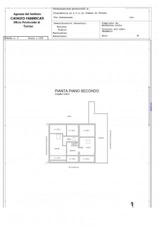 Appartamento in vendita a Torino, Parella, Arredato, 68 mq - Foto 2