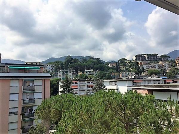 Appartamento in affitto a Rapallo, Centrale, 55 mq