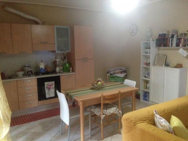 Bilocale in affitto a Rovato, Rovato, Con giardino, 56 mq