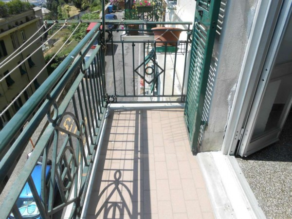 Appartamento in vendita a Genova, Sovrastante Via Lazzaro Gagliardo, 92 mq - Foto 42