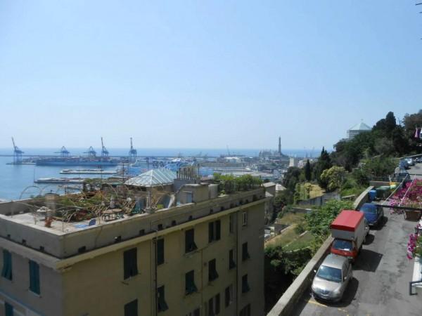Appartamento in vendita a Genova, Sovrastante Via Lazzaro Gagliardo, 92 mq - Foto 12