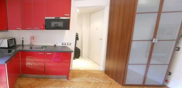 Appartamento in affitto a Milano, Cairoli, Arredato, 30 mq