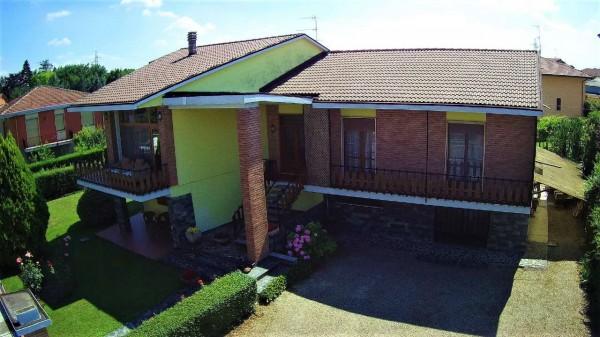 Villa in vendita a Alessandria, Cabanette, Con giardino, 150 mq