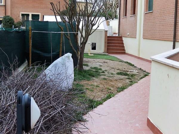 Appartamento in vendita a Forlì, Parco Urbano, Arredato, con giardino, 120 mq