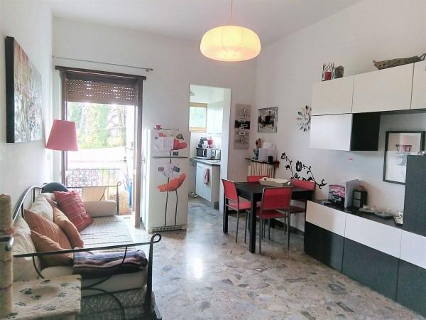 Appartamento in affitto a La Loggia, Centro, Arredato, con giardino, 55 mq