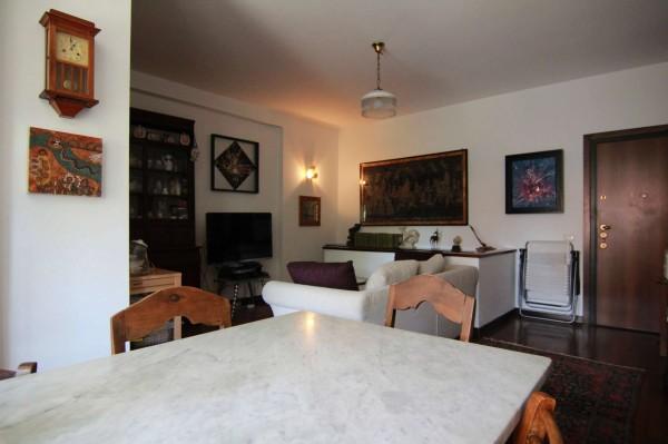 Appartamento in vendita a Milano, San Siro, Con giardino, 130 mq - Foto 7
