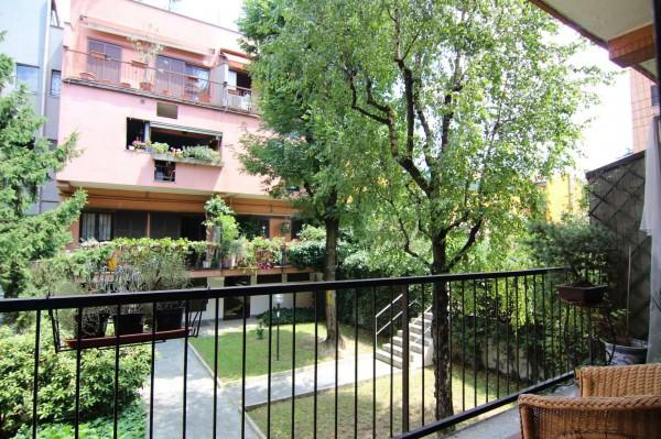 Appartamento in vendita a Milano, San Siro, Con giardino, 130 mq - Foto 20