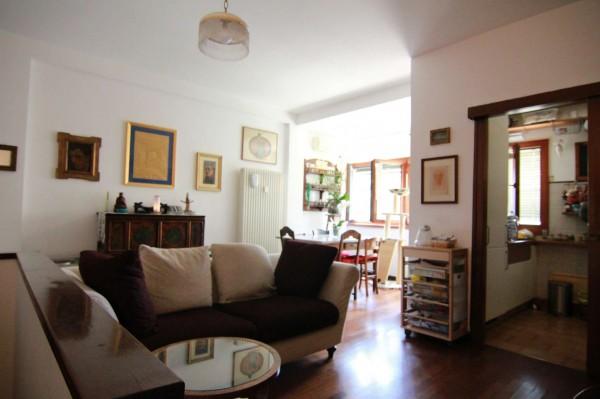 Appartamento in vendita a Milano, San Siro, Con giardino, 130 mq - Foto 6