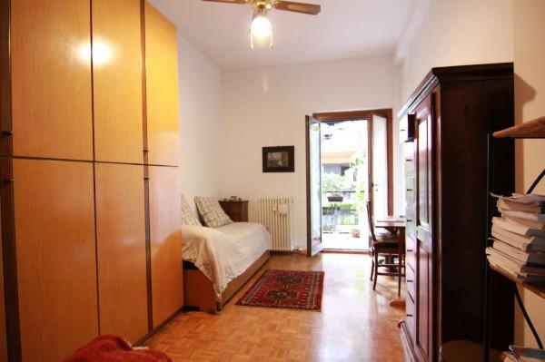 Appartamento in vendita a Milano, San Siro, Con giardino, 130 mq - Foto 14