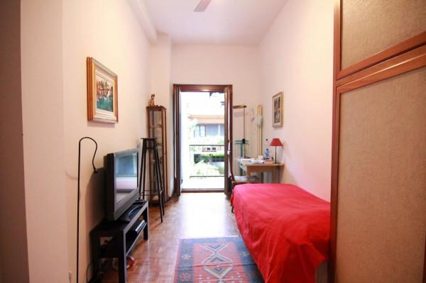 Appartamento in vendita a Milano, San Siro, Con giardino, 130 mq - Foto 19