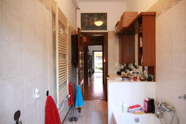 Appartamento in vendita a Milano, San Siro, Con giardino, 130 mq - Foto 18