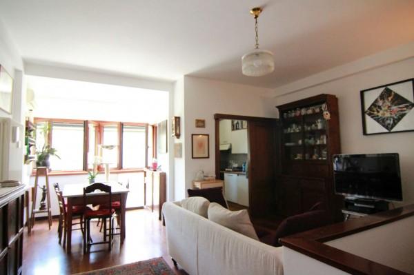 Appartamento in vendita a Milano, San Siro, Con giardino, 130 mq - Foto 8
