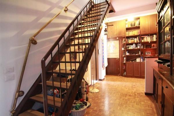 Appartamento in vendita a Milano, San Siro, Con giardino, 130 mq - Foto 9