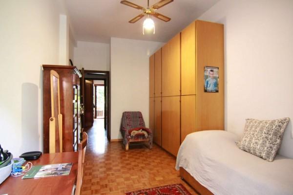 Appartamento in vendita a Milano, San Siro, Con giardino, 130 mq - Foto 15