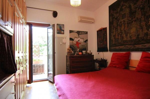 Appartamento in vendita a Milano, San Siro, Con giardino, 130 mq - Foto 12