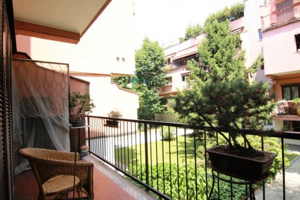Appartamento in vendita a Milano, San Siro, Con giardino, 130 mq
