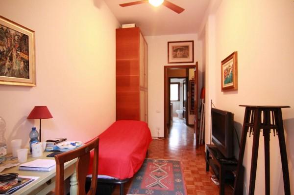 Appartamento in vendita a Milano, San Siro, Con giardino, 130 mq - Foto 17